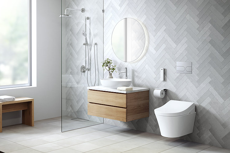 TOTO Showering Toilets